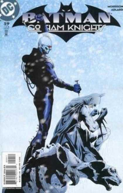 Batman: Gotham Knights 59 - Dc - Morrison - 59 - Adlaind - Batman - Jae Lee