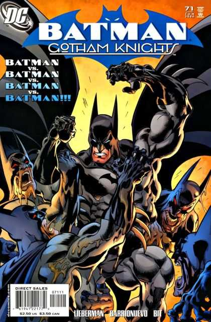 Batman: Gotham Knights 71 - Alex Sinclair