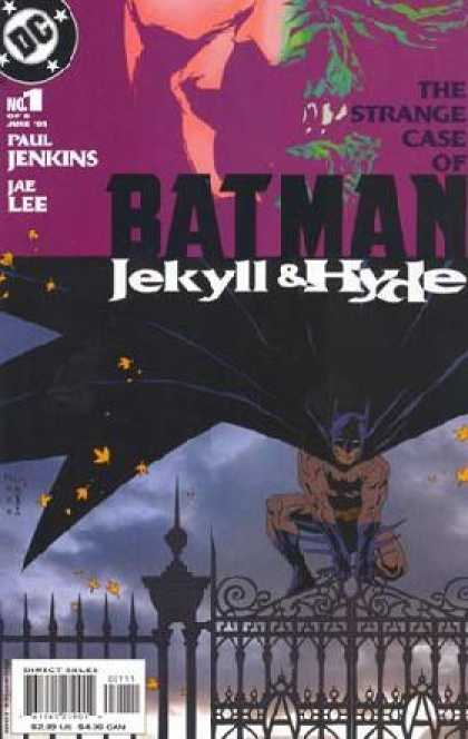 Batman: Jekyll & Hyde 1