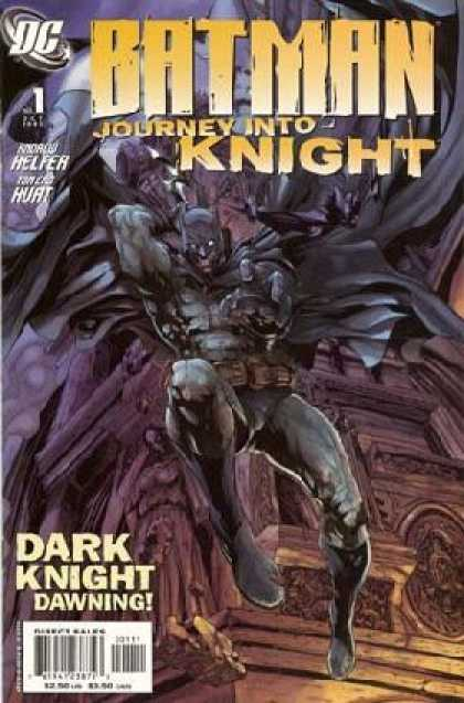 Batman: Journey Into Knight 1 - Pat Lee