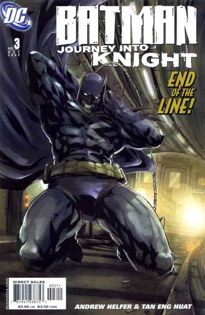 Batman: Journey Into Knight 3 - Pat Lee
