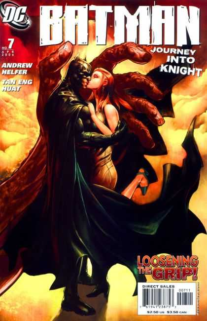 Batman: Journey Into Knight 7 - Pat Lee