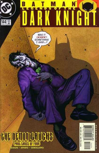 Batman: Legends of the Dark Knight 144