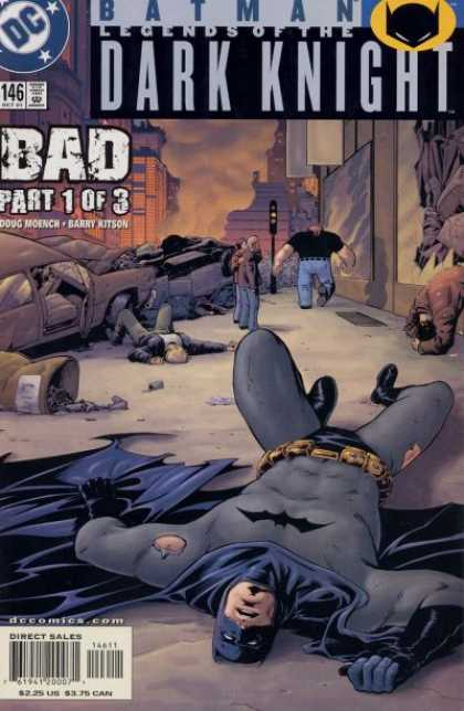 Batman: Legends of the Dark Knight 146