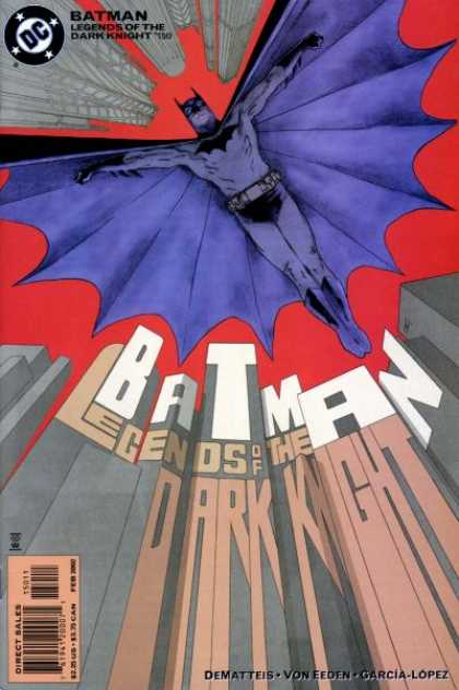 Batman: Legends of the Dark Knight 150