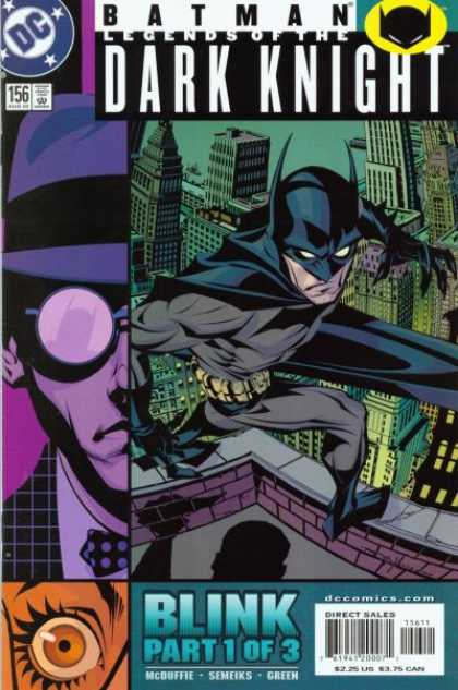 Batman: Legends of the Dark Knight 156 - Brian Stelfreeze