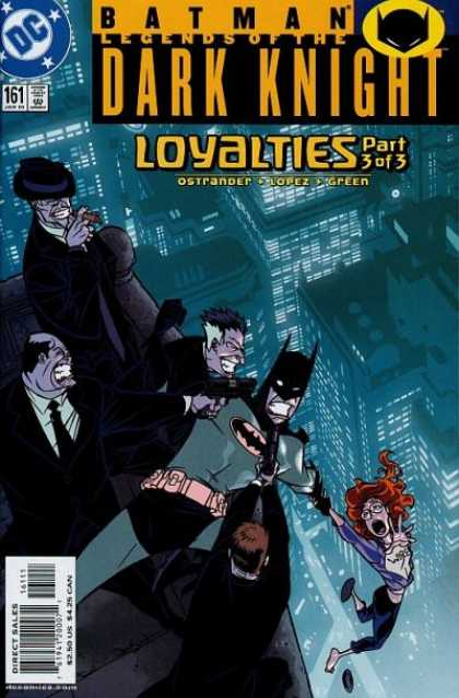 Batman: Legends of the Dark Knight 161 - Loyalties - Gotham City - Evil - Joker - Dc - Jason Pearson