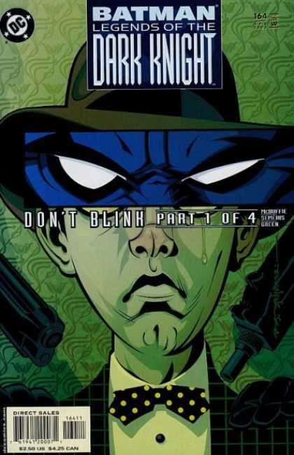 Batman: Legends of the Dark Knight 164 - Dont Blink - Dc - Direct Sales - Riders - Eye Man - Brian Stelfreeze