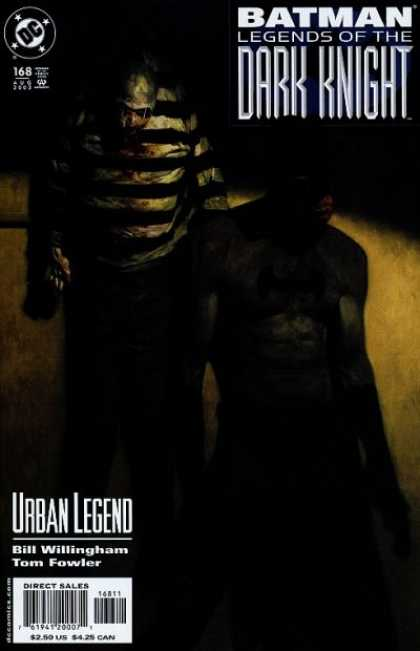 Batman: Legends of the Dark Knight 168