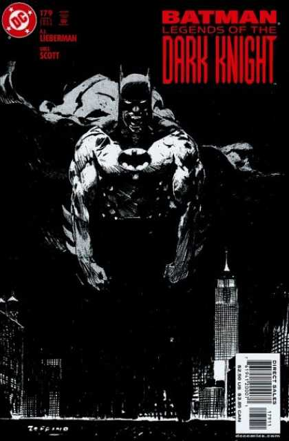 Batman: Legends of the Dark Knight 179