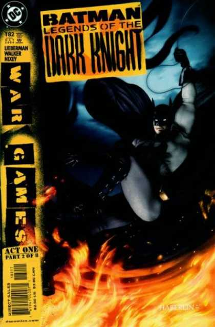 Batman: Legends of the Dark Knight 182