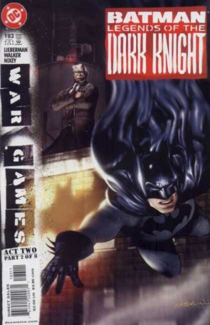 Batman: Legends of the Dark Knight 183