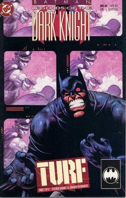 Batman: Legends of the Dark Knight 44 - Defender - Universe - Help - Heroes - Black
