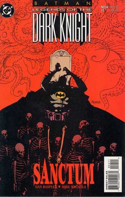 Batman: Legends of the Dark Knight 54 - Mike Mignola