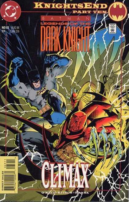 Batman: Legends of the Dark Knight 63 - Barry Kitson