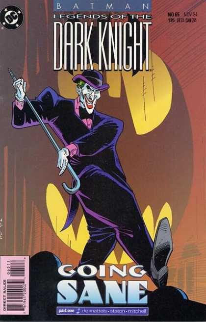Batman: Legends of the Dark Knight 65 - Joe Staton