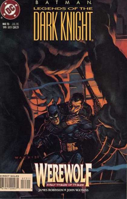Batman: Legends of the Dark Knight 73