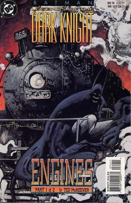 Batman: Legends of the Dark Knight 74 - Ted McKeever