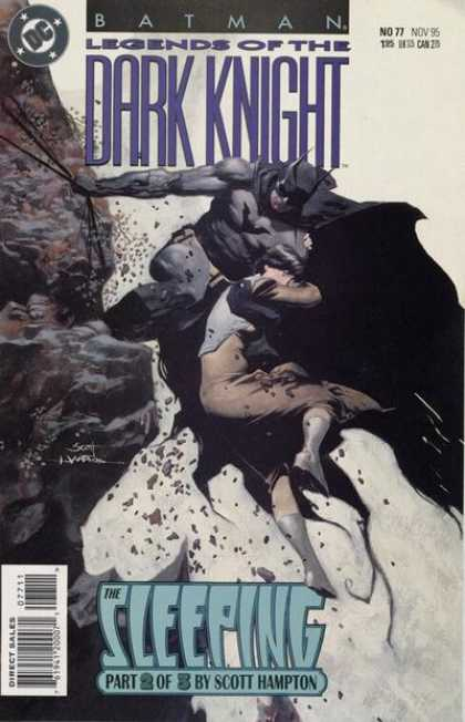 Batman: Legends of the Dark Knight 77 - Scott Hampton