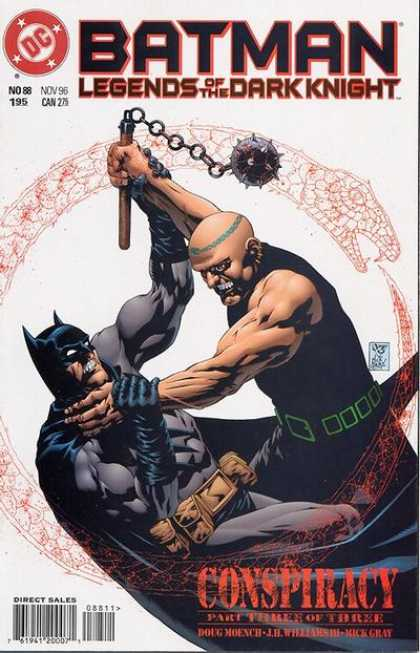Batman: Legends of the Dark Knight 88 - III Williams