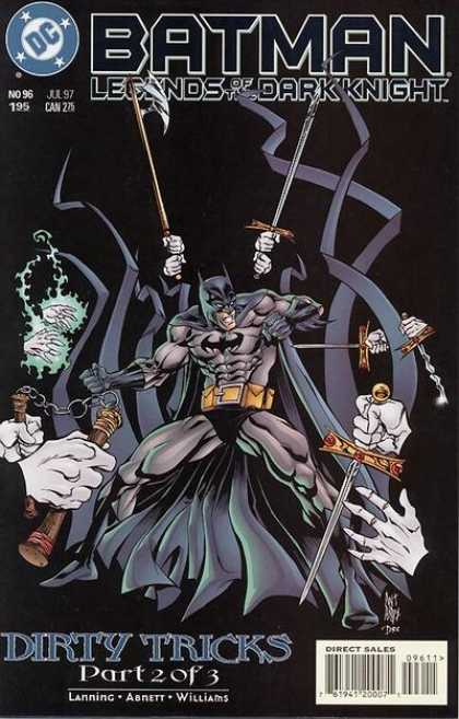 Batman: Legends of the Dark Knight 96