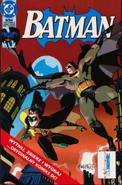 Batman (Poland) 45