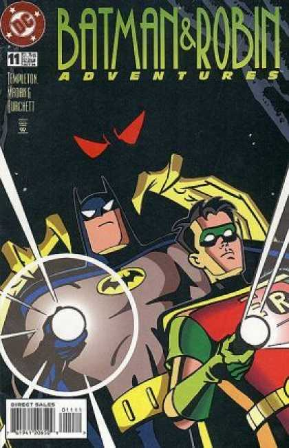 Batman & Robin Adventures 11 - Batman - Dc - 11 - Dc Comics - Templeton