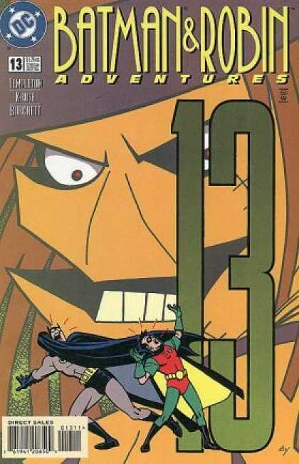 Batman & Robin Adventures 13
