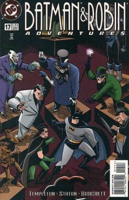 Batman & Robin Adventures 17