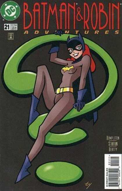 Batman & Robin Adventures 21 - Catwoman