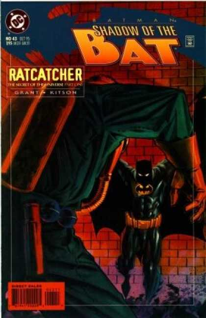 Batman: Shadow of the Bat 43 - Brian Stelfreeze