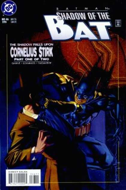 Batman: Shadow of the Bat 46 - Brian Stelfreeze