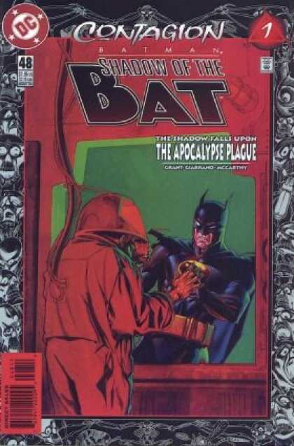 Batman: Shadow of the Bat 48 - Contagion - Apocalypse - Shadow Falls - Grant - Mccarthy - Brian Stelfreeze