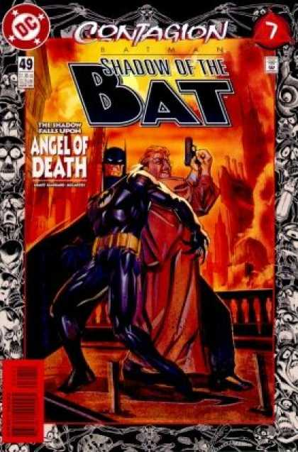 Batman: Shadow of the Bat 49 - Brian Stelfreeze