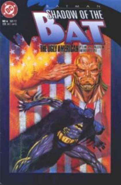 Batman: Shadow of the Bat 6 - Dc - Dc Comics - Batman - The Ugly American - Comics - Brian Stelfreeze