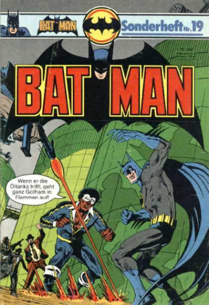 Batman Sonderheft 19