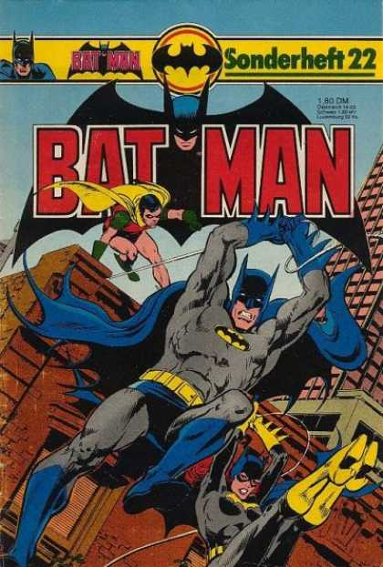 Batman Sonderheft 22