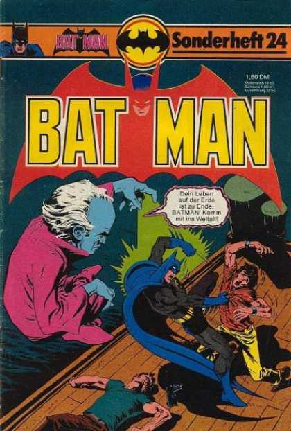 Batman Sonderheft 24