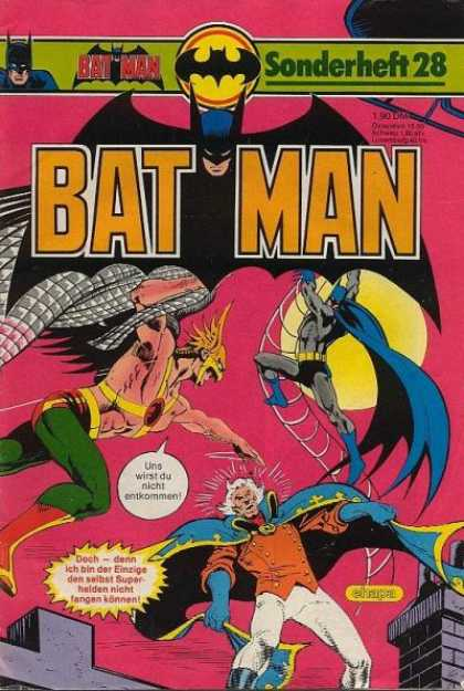 Batman Sonderheft 28