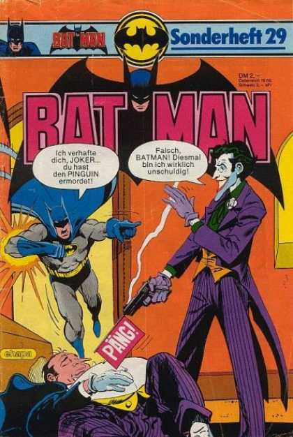 Batman Sonderheft 29