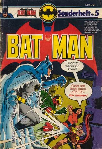 Batman Sonderheft 5