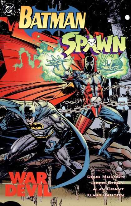 Batman - Spawn 1