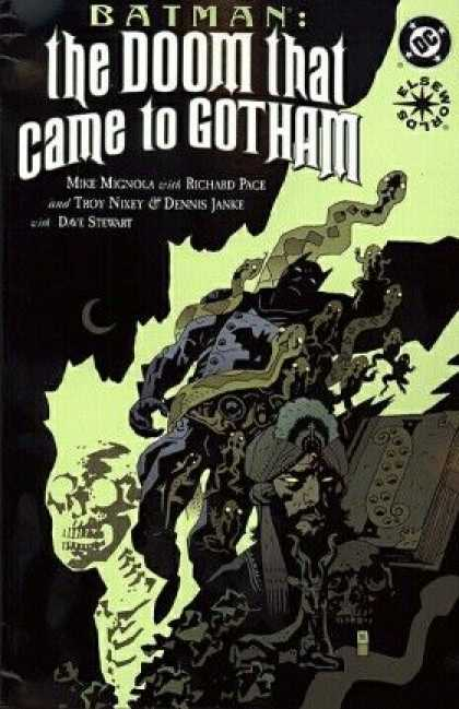 Batman: The Doom That Came to Gotham 2 - Dave Stewart, Mike Mignola