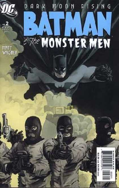 Batman & the Monster Men 2 - Matt Wagner