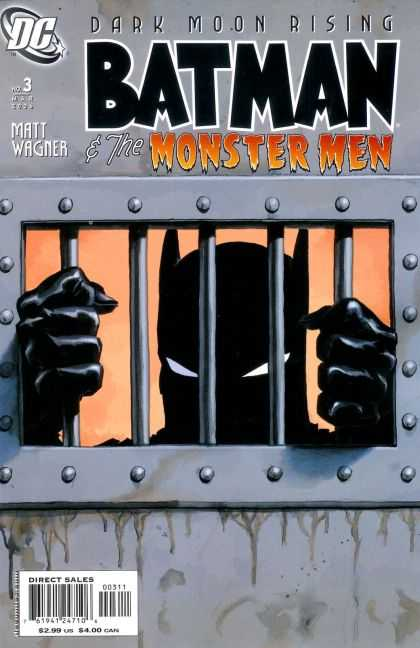 Batman & the Monster Men 3 - Matt Wagner