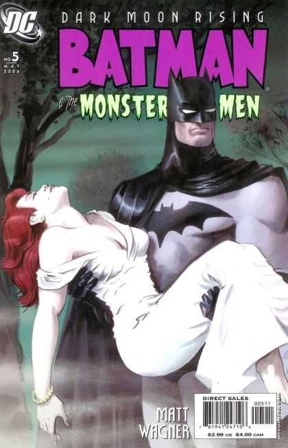 Batman & the Monster Men 5 - Dave Stewart, Matt Wagner