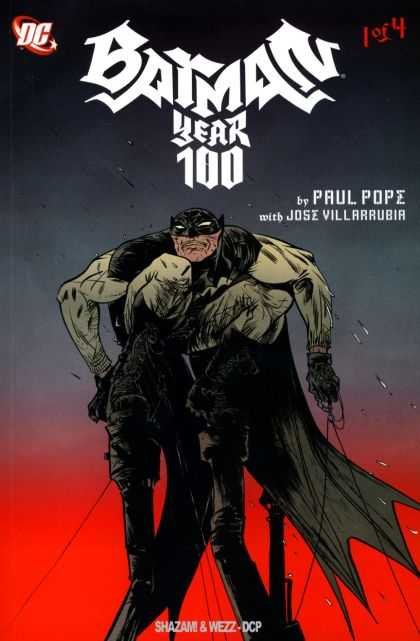 Batman: Year 100 1 - Jose Jimenez-Momediano, Paul Pope