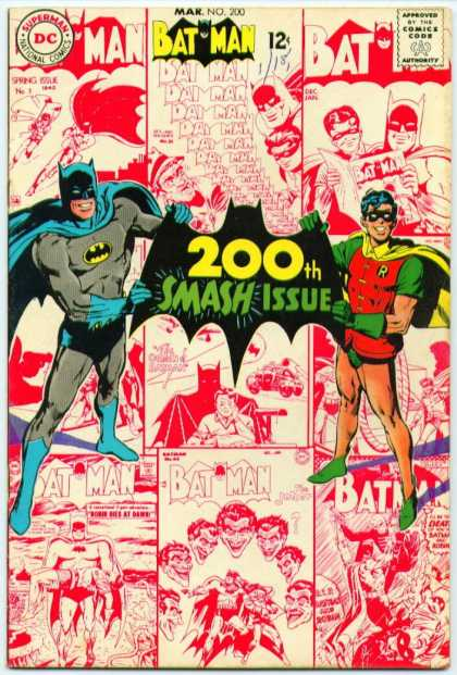 Batman 200 - Neal Adams