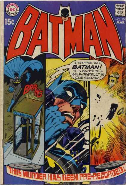 Batman 220 - Neal Adams
