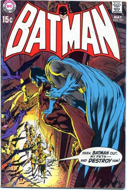 Batman 221 - Neal Adams